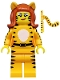 Tiger Woman - Minifig only Entry