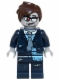 Zombie Businessman - Minifig only Entry