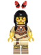 Tribal Woman - Minifig only Entry