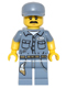 Janitor - Minifig only Entry