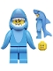 Shark Suit Guy - Minifig only Entry