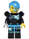Cyborg - Minifig only Entry