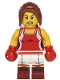 Kickboxer Girl - Minifig only Entry