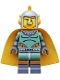 Retro Spaceman - Minifig only Entry