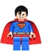 Superman - Red Eyes on Reverse, Shiny Starched Cape - Dimensions Fun Pack