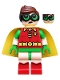 Robin - Green Glasses, Smile / Worried Pattern - Dimensions Story Pack
