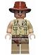 Indiana Jones - Open Shirt, Open-Mouth Grin
