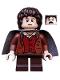Frodo Baggins - Dark Bluish Gray Cape