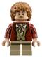 Bilbo Baggins - Dark Red Coat