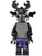 Lord Garmadon - 4 Arms, Helmet with Visor and Horns