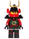 Nya - Head Mask, Black Armor