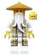 Sensei Wu - Tan and Gold Outfit (70751)