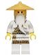 Sensei Wu - Gold Trimmed Outfit (Secret World of the Ninja Book)
