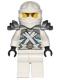 Zane - Titanium Ninja White
