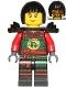 Nya - Hair, Black Armor (891620)