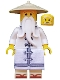 Sensei Wu - White Robe, Zori Sandals, The LEGO Ninjago Movie (70618)