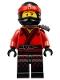 Kai - Pearl Dark Gray Katana Holder, The LEGO Ninjago Movie