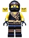 Cole - The LEGO Ninjago Movie, Arms with Cuffs (70618)