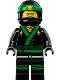 Lloyd - The LEGO Ninjago Movie, No Arm Printing