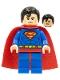 Superman - Spongy Soft Knit Cape