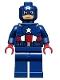 Captain America - Dark Blue Suit