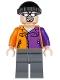 Two-Face's Henchman, Orange and Purple - Sunglasses