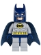 Batman - Light Bluish Gray Suit with Yellow Belt and Crest, Dark Blue Mask and Cape (Type 1 Cowl)