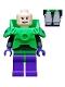 Lex Luthor - Battle Armor, Dark Purple Legs