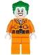 The Joker - Prison Jumpsuit