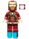Iron Man Mark 42 Armor (Plain White Head)