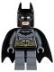 Batman - Dark Bluish Gray Suit, Gold Belt, Dark Bluish Gray Hands