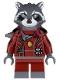 Rocket Raccoon - Dark Red Outfit