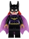 Batgirl, Lavender Cape