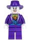 The Joker - Blue Vest, Dark Purple Fedora