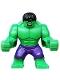 Hulk - Giant, Dark Purple Pants