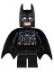 Batman - Black Suit with Copper Belt (Type 2 Cowl)