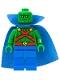 Martian Manhunter - Cape with Collar