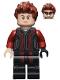Hawkeye - Black and Dark Red Suit