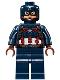 Captain America - Detailed Suit - Mask