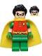 Robin - Short Sleeves, Spiky Hair (76035)