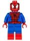 Spider-Man - Black Web Pattern, Red Boots