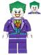 The Joker - Blue Vest, Dual Sided Head