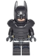 Batman - Armored, without Cape (76044)