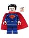 Superman - Dark Blue Suit, Tousled Hair (76044)
