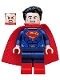 Superman - Dark Blue Suit, Tousled Hair, Red Boots (76046)