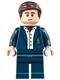 Bruce Wayne - Ascot and Button Down Shirt