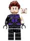 Hawkeye - Black and Dark Purple Suit