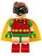 Robin - Green Glasses, Smile / Scared Pattern