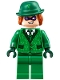 The Riddler - Suit and Tie, Hat with Hair (70903)