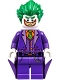 The Joker - Long Coattails, Smile with Pointed Teeth Grin